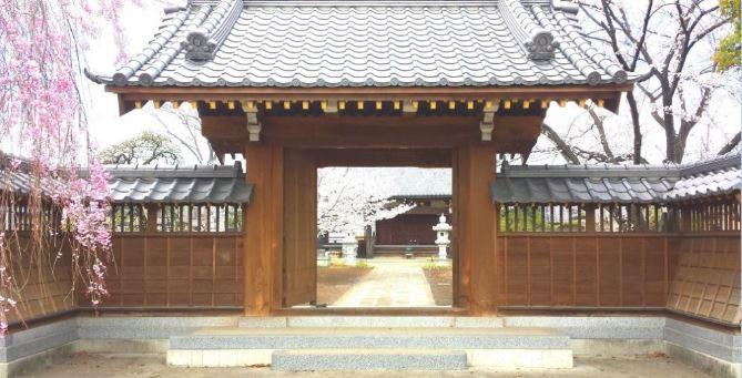 埼玉県本庄市「成就院」水子供養・墓地